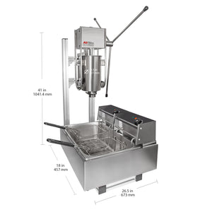 electric churro maker