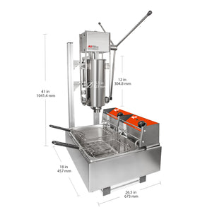 churros machine / 220V / With Fryer