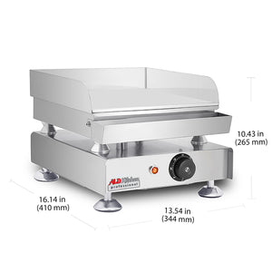 Small / 110V, griddle grill