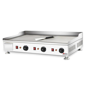 Large / 220V, griddle grill