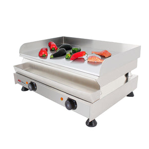 Medium / 220V, griddle grill