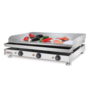 Big / 110V, flat griddle