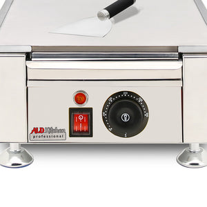 Small / 110V, flat top grill