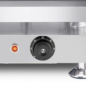 Big / 110V, electric griddle
