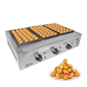 automatic takoyaki machine