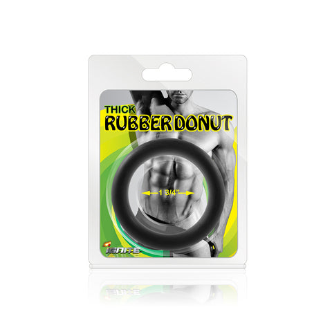 Thick Rubber Donut Ring - 1.75 SI-95039