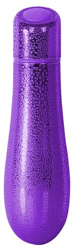 Rain Power Bullet 3textured 7 Function - Purple BMS5215-3