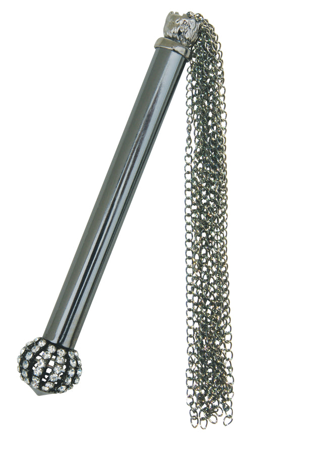 Sincerely Jeweled Chain Tickler