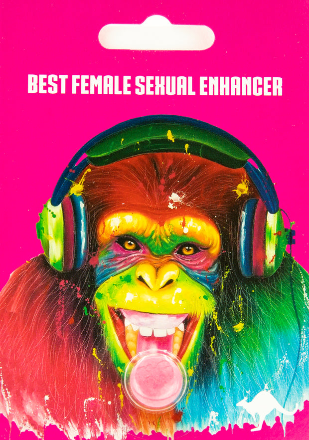 Monkey Pink Female Sexual Enhancer