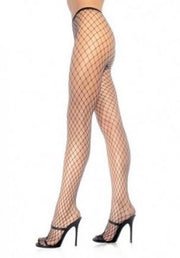 Diamond Fishnet Stockings