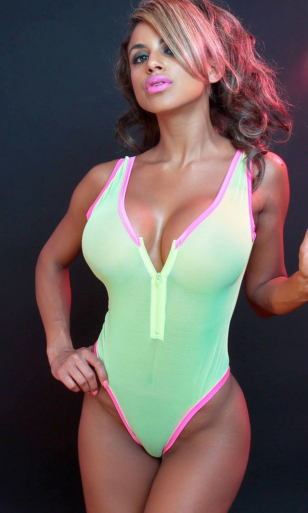 Bright Nights Bodysuit