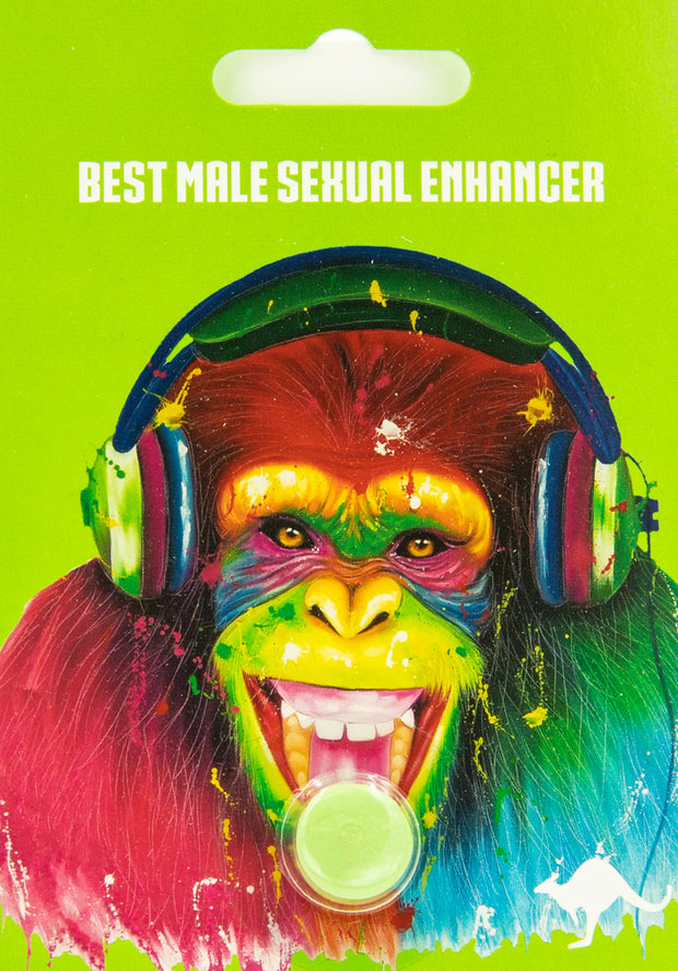 Monkey Sexual Male Enhancer