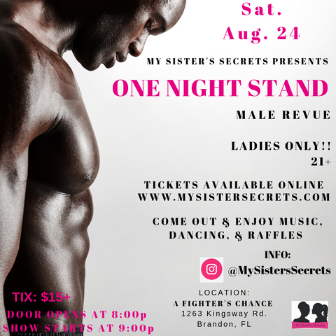 Early Bird One Night Stand Ticket