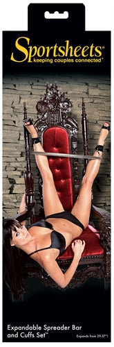 Spreader Bar and Cuff Set