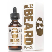 Beard Vape Co. - #32 Cinnamon Funnel Cake