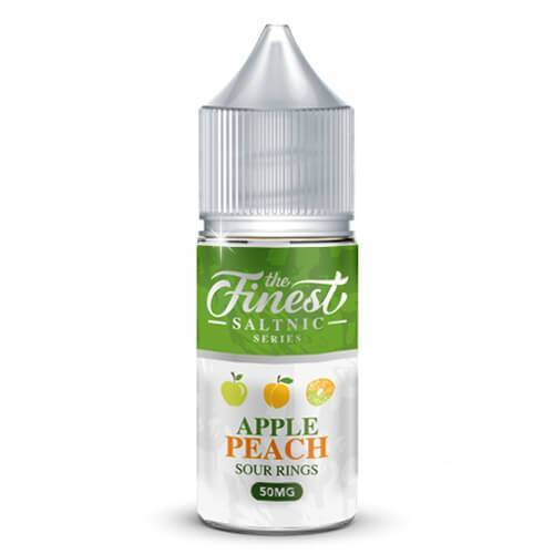 Finest SaltNic Series - Apple Peach Sour