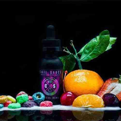 Coil Sauce E-Juice - Cereal Bowl