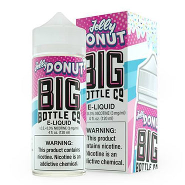 Big Bottle Co. E-Juice - Jelly Donut