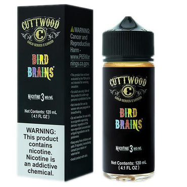 Cuttwood E-Liquids - Bird Brains