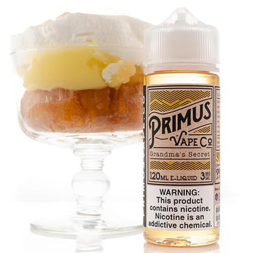 Primus Vape Co - Grandma's Secret