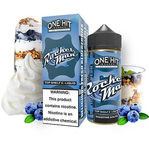One Hit Wonder eLiquid - Rocket Man