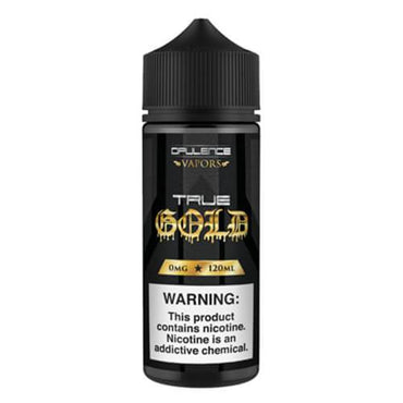 Opulence eJuice - True Gold