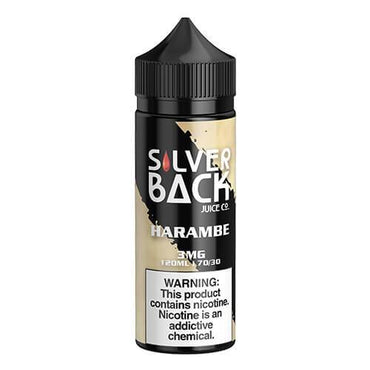 Silverback Juice Co. - Harambe