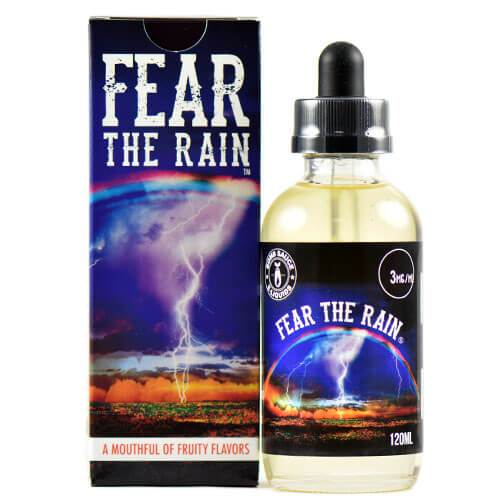 Bomb Sauce E-Liquid - Fear The Rain