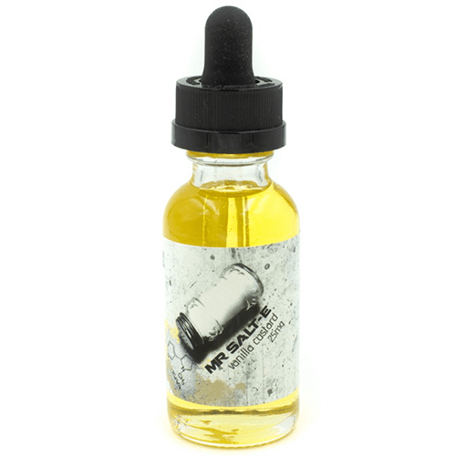 Mr.Salt-E eJuice - Vanilla Custard