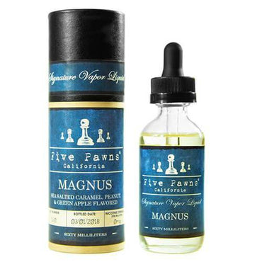 Blue Label by Five Pawns - Magnus