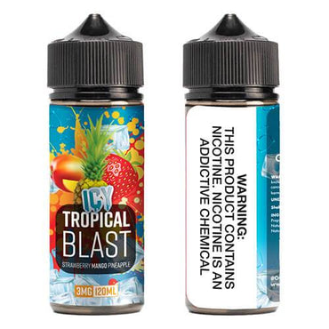 OOO E-Juice ICE - Icy Tropical Blast