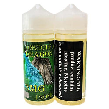 Dragon Line by Vape Daugz - Convicted Dragon