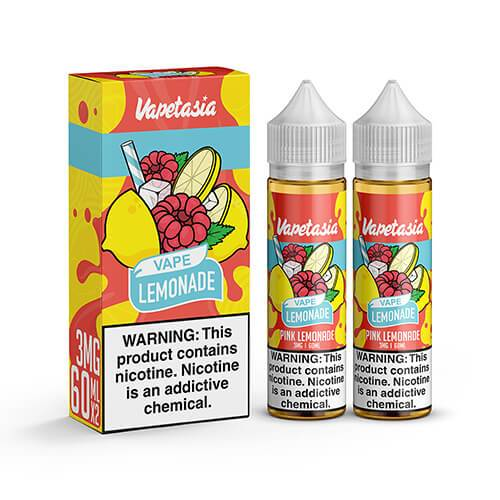Vape Lemonade E-Liquid - Pink Lemonade