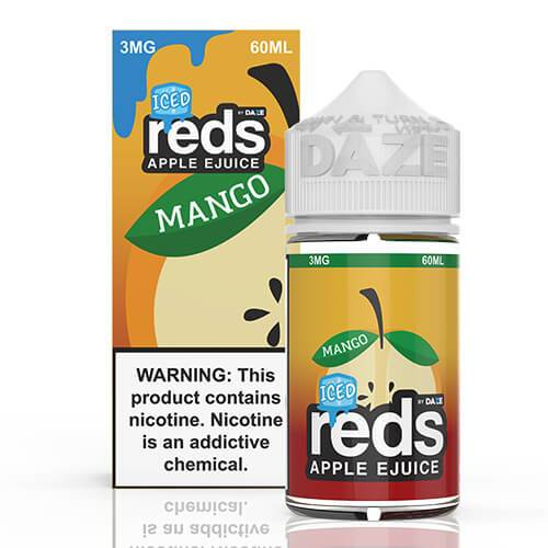 Reds Apple EJuice - Reds Mango Iced