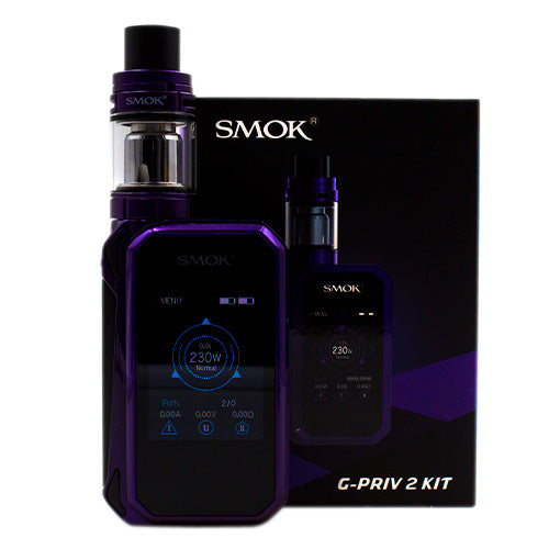 G-PRIV II 230W BY SMOK [STARTER KIT]