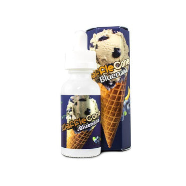 Bluenana - Blueberry Icecream Wafflecone E-Liquid