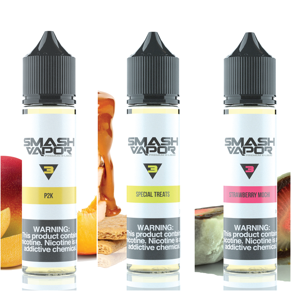 Variety Pack by Smash Vapor