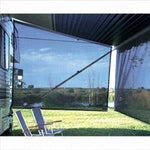 SideBlocker Awning Sun Shade - 6' Drop