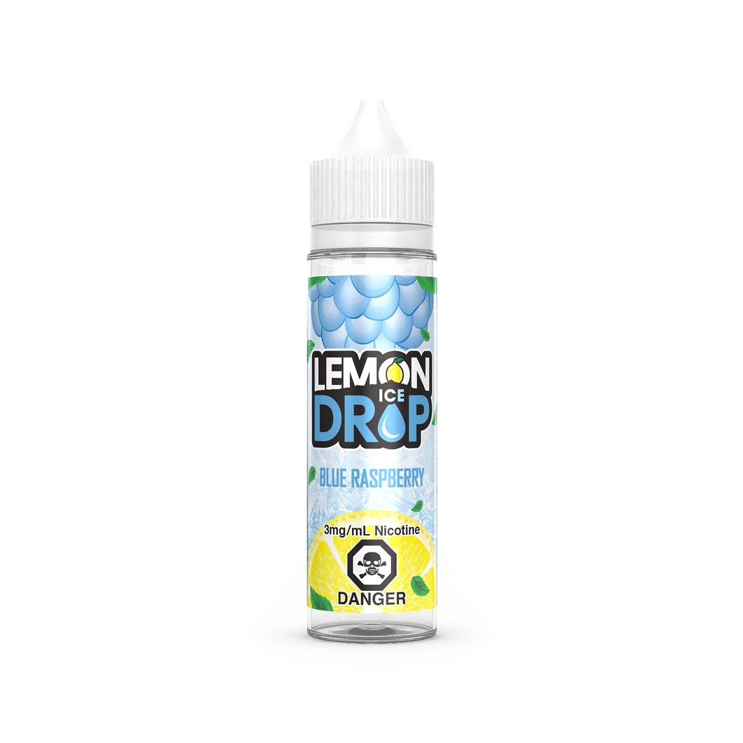 Blue Raspberry Lemon Drop Ice 60 ML