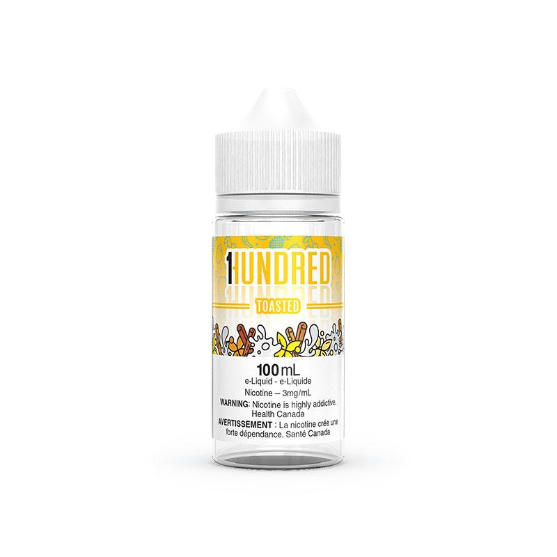 Toasted by Hundred  E Juice 100 ML