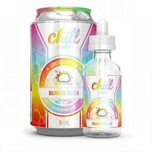 Chill Rainbow Punch E Juice