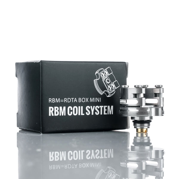 iJoy RBM-C2 .25 Coils (Fits iJoy RDTA Box Mini) 5 Pack