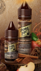 Twelve Monkeys Primal Pipe Apple Tobacco E Juice (Salt and Regular Nicotine)