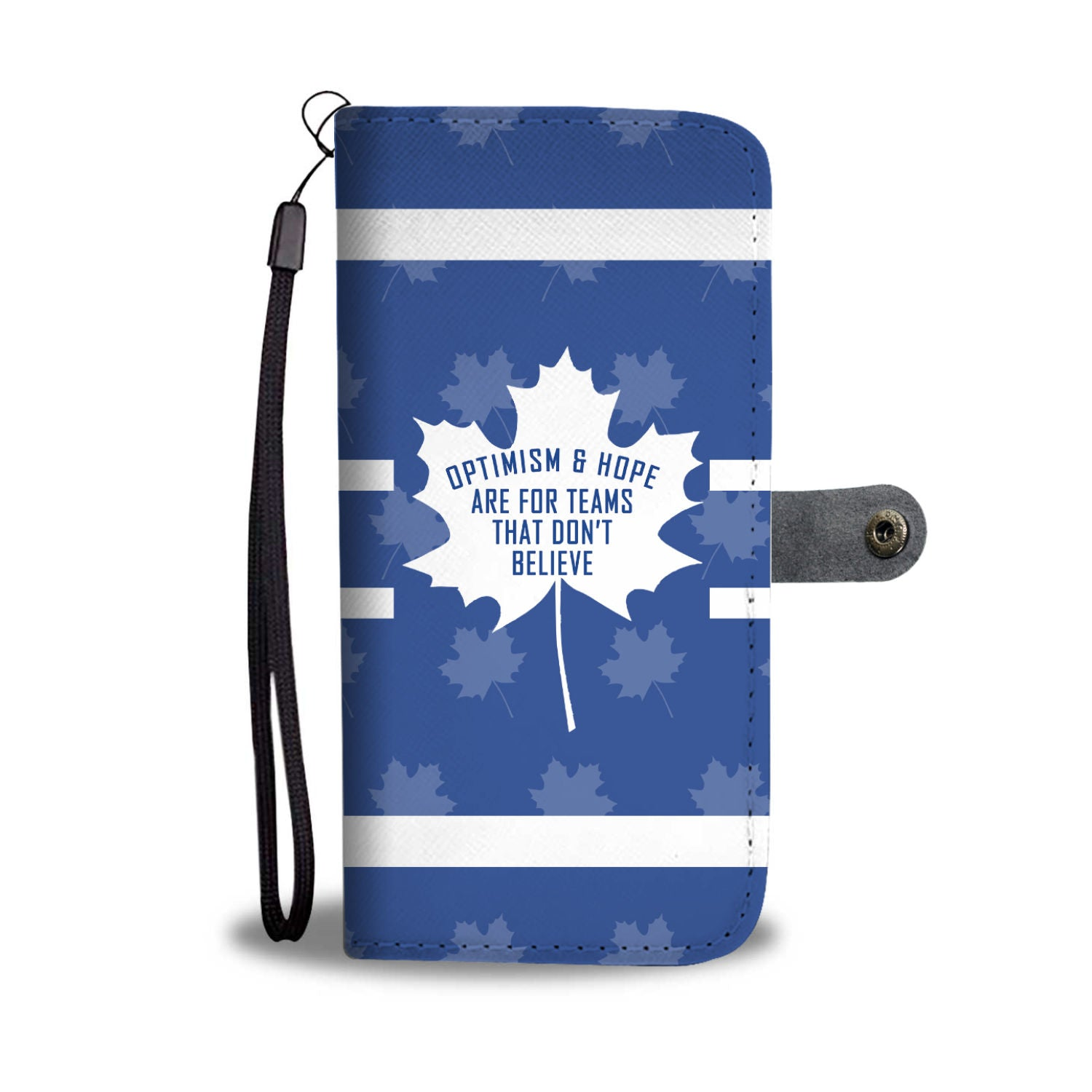 Premium Wallet Phone Case For The TML fans