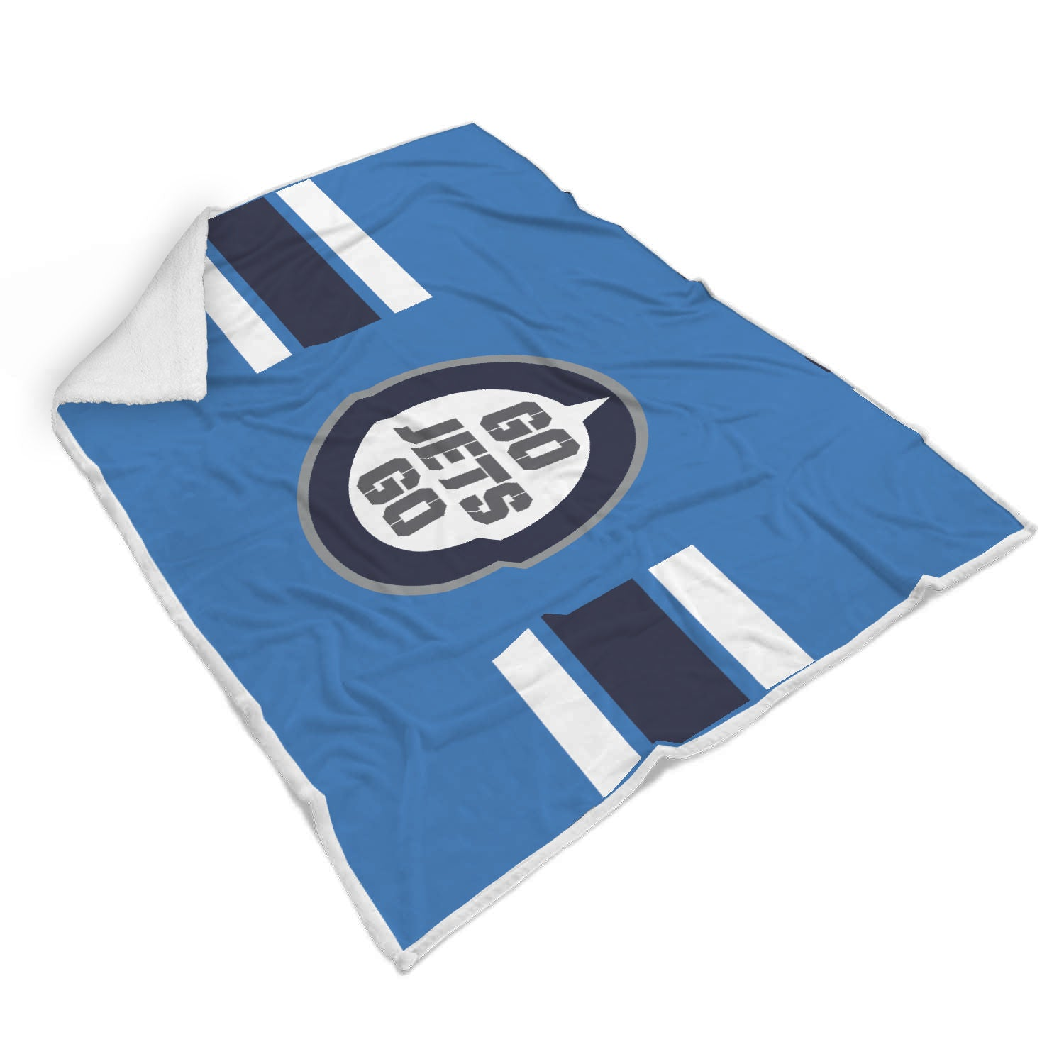 Custom Designed Premium Blanket For WJ fans - Blindly Shop