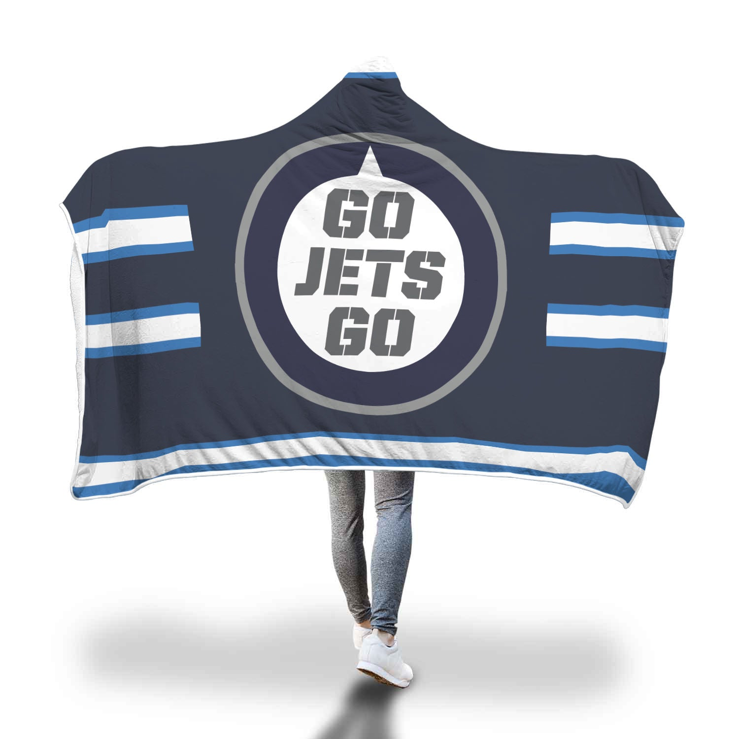 Custom Designed Hooded Blanket For WJ Fans - Blindly Shop