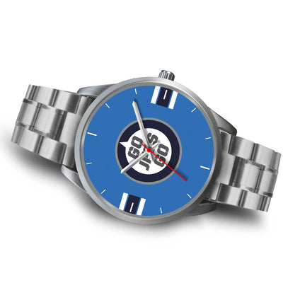 Custom Designed Classic Exclusive For Fans Silver Alloy watch - Blindly Shop