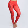 Nets Shape 3D Print Top Fitness Legging - Blindly Shop