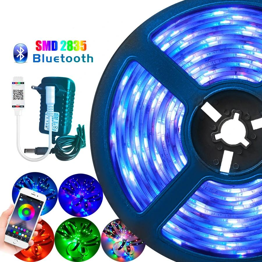 Bluetooth Waterproof LED Strip/RGB Led Light Tape - Blindly Shop