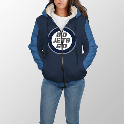 Exclusive For Fans Premium Unisex Sherpa Hoodie - Blindly Shop